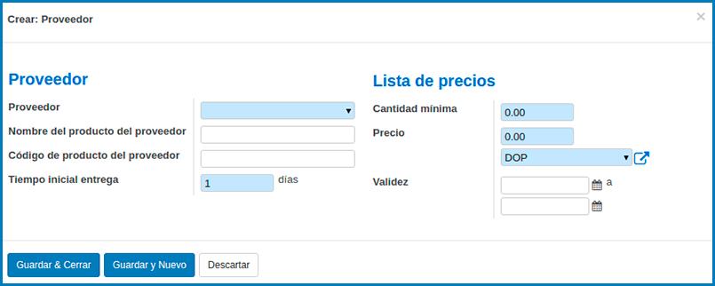 Funcionalidades_Maneja suplidores internacionales con facilidad
