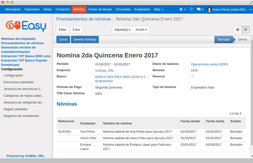 Funcionalidades_recursoshumanos_Nómina